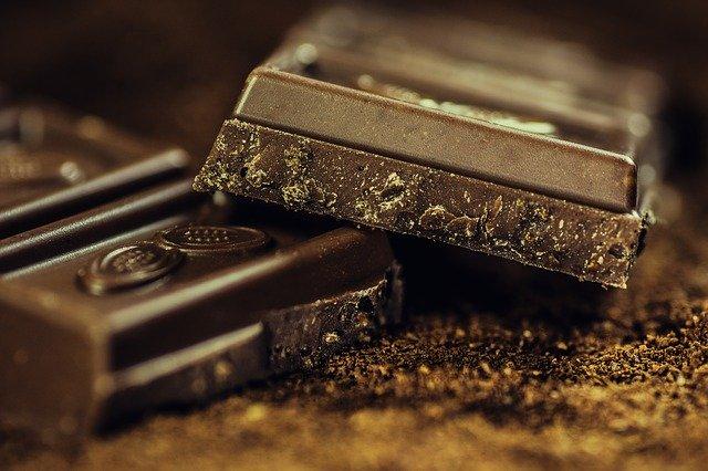 Dunkle Schokolade hilft beim Abnehmen ohne zu hungern